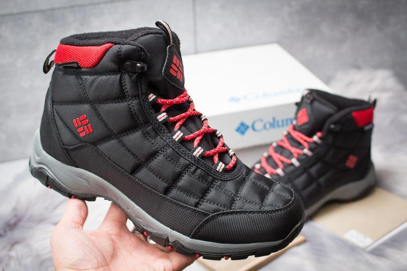 Мужские зимние ботинки на меху columbia omni-grip1 ... c884c462371eb