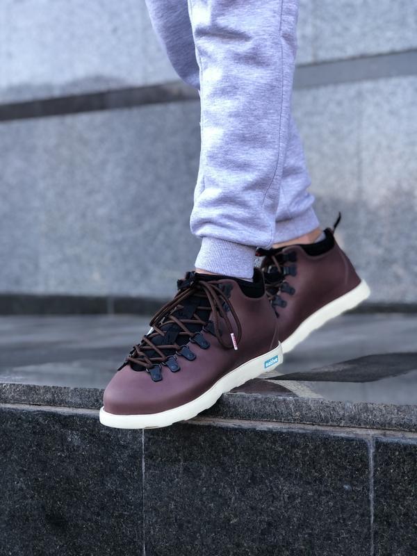 Новый цвет! шикарные мужские зимние кроссовки  ботинки native fitzsimmons1  ... 738da0275dd01