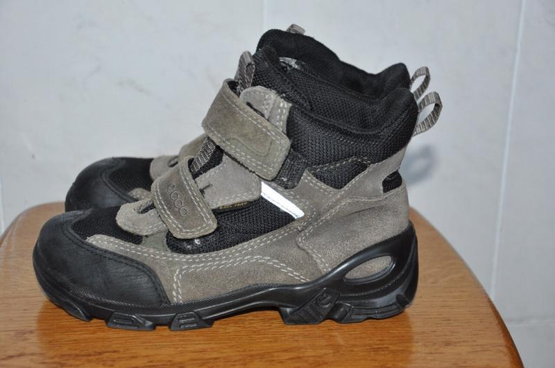 Ботинки зимние ecco light gore tex Ecco 6c7df21d9e55e