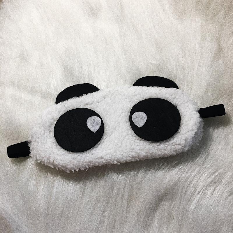 маска для сна панда картинки при этом