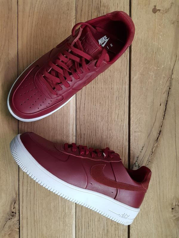 Мужские кроссовки nike air force 1 ultraforce leather men s trainers shoes  team red (Nike) за 1650 грн.  5530ba9901537