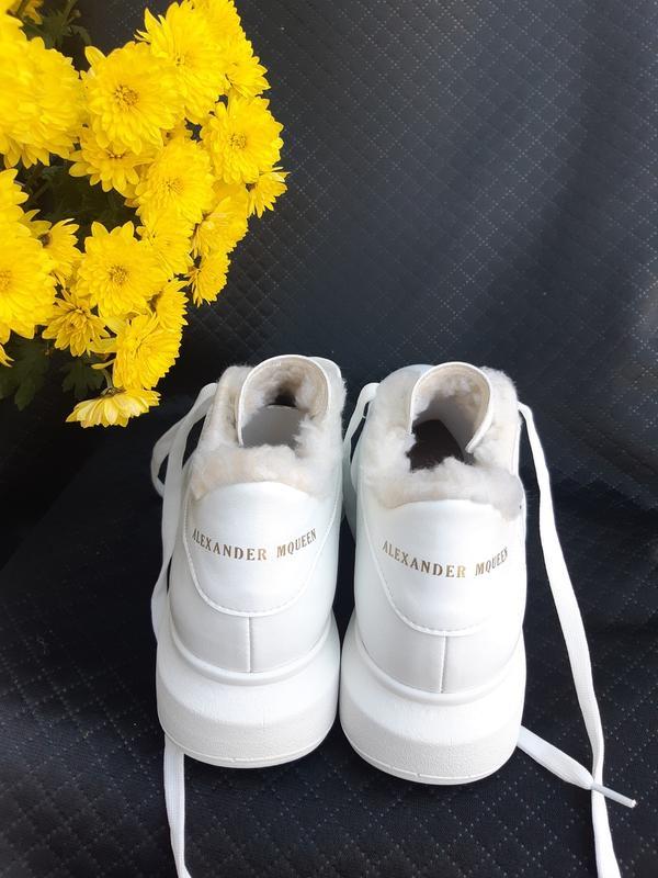 2c4bfd96 36 37 38 39 40 белые кожаные кроссовки. зимние кроссы, цена - 990 ...