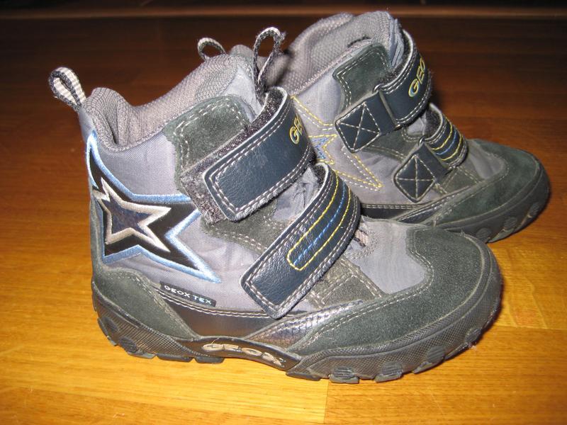 382af8879 Детские ботинки geox 26 размер - 16-17см Geox, цена - 300 грн ...