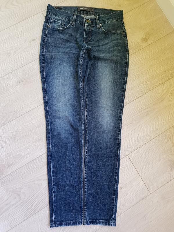 45f90305f62 Джинсы levis 524 skinny (26 размер (3 американский)