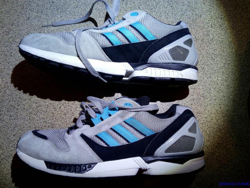 b38fff85 Кроссовки adidas torsion zx 8000 blue Adidas, цена - 1000 грн ...