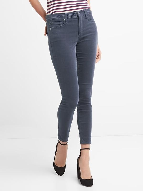 Вельветовые брюки gap d7037e8afeb44