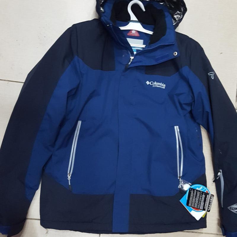 Мужская зимняя куртка columbia omni-heat размеры m-3xl1 ... 73f2a6db3c686