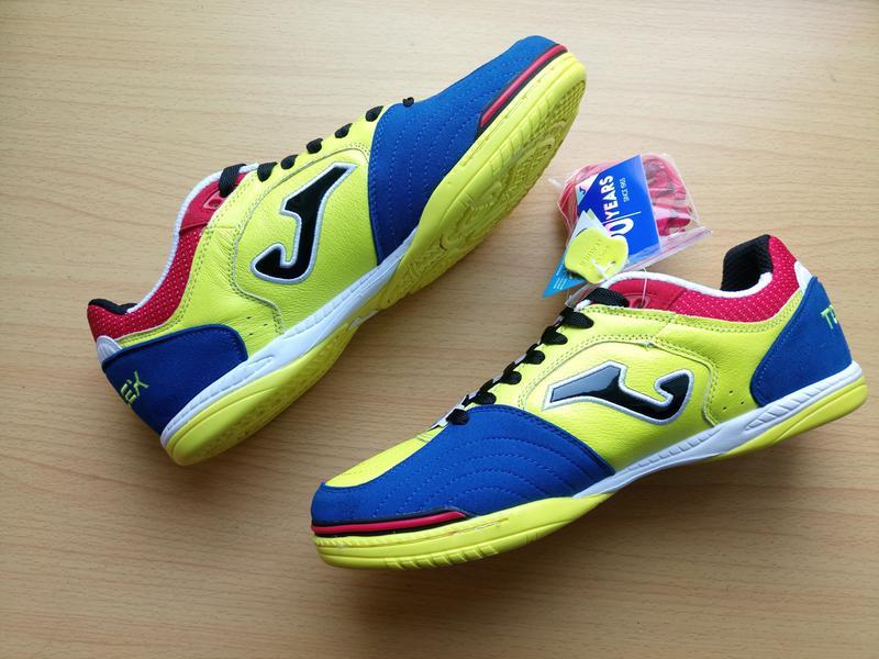 68d3492c0 Обувь для футзала joma top flex (желтый, синий), цена - 1500 грн ...