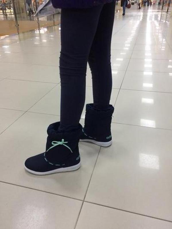 Зимние сапоги дутики adidas neo warm comfort aw4292 -оригинал Adidas ... c1f45010b75