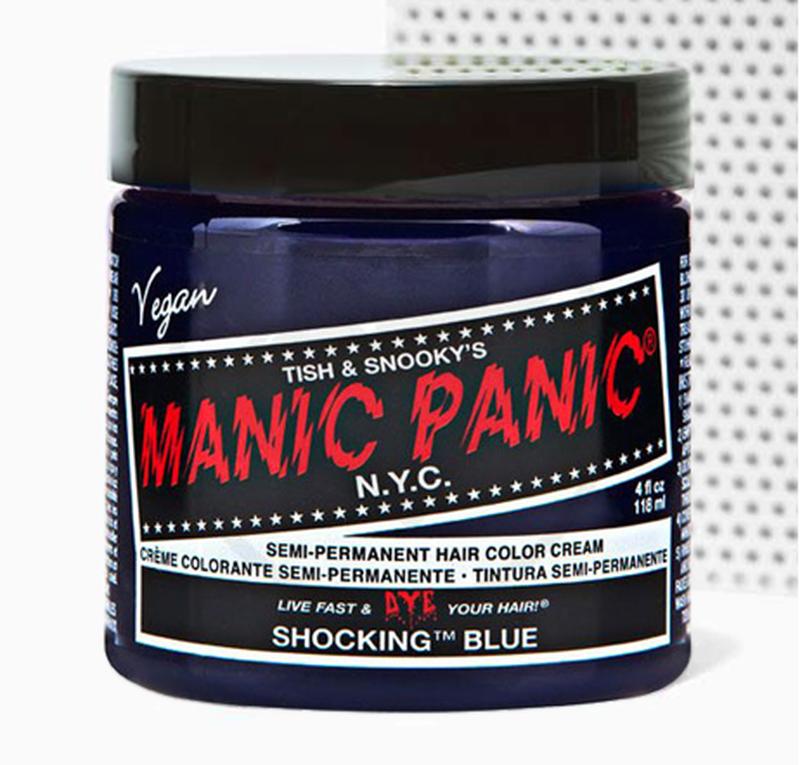 Краска для волос manic panic купить