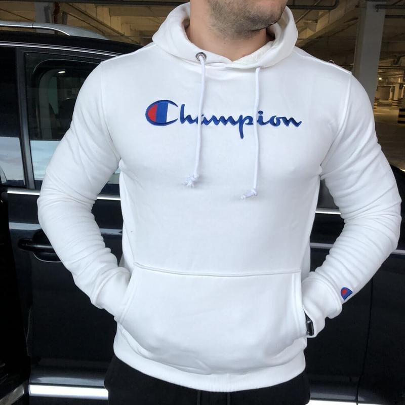 bb79b526 Супер худи champion ( l/xl/xxl) доп фото скину, цена - 900 грн ...