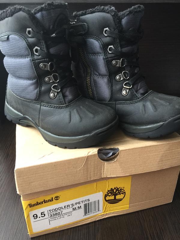 190dbc7647cbcb Дитяче зимове взуття timberland Timberland, цена - 550 грн ...
