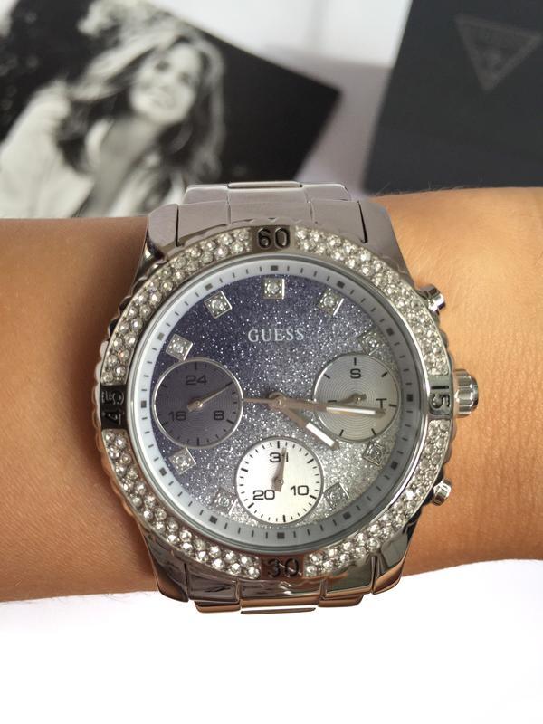 a8f692b5 Шикарные женские часы guess. модель u07746. оригинал! Guess, цена ...