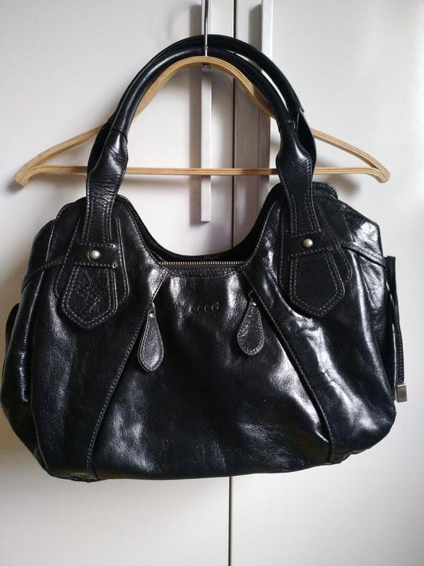 e48f23f98 Кожаная сумка ecco Ecco, цена - 699 грн, #16983523, купить по ...