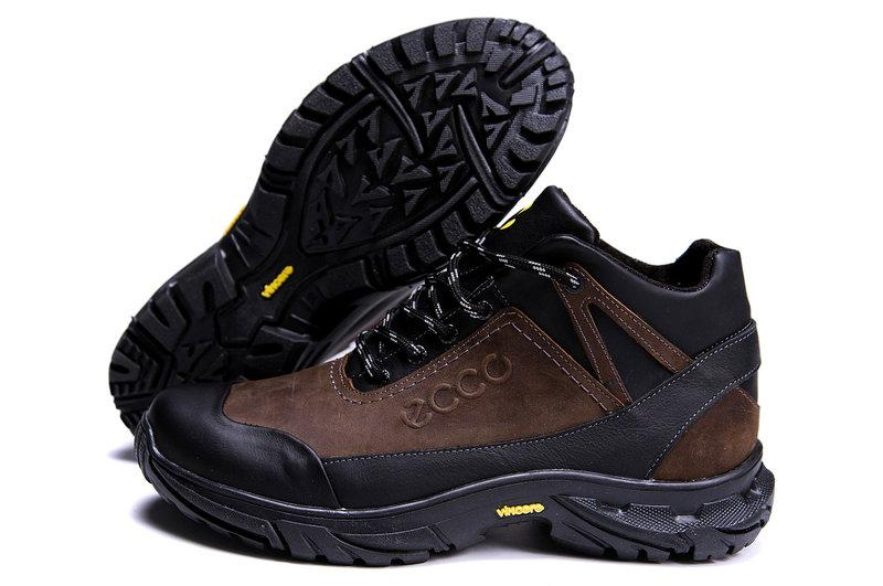 8631069b ... Мужские зимние кожаные ботинки ecco active drive 40,41,42,43,44,454 ...