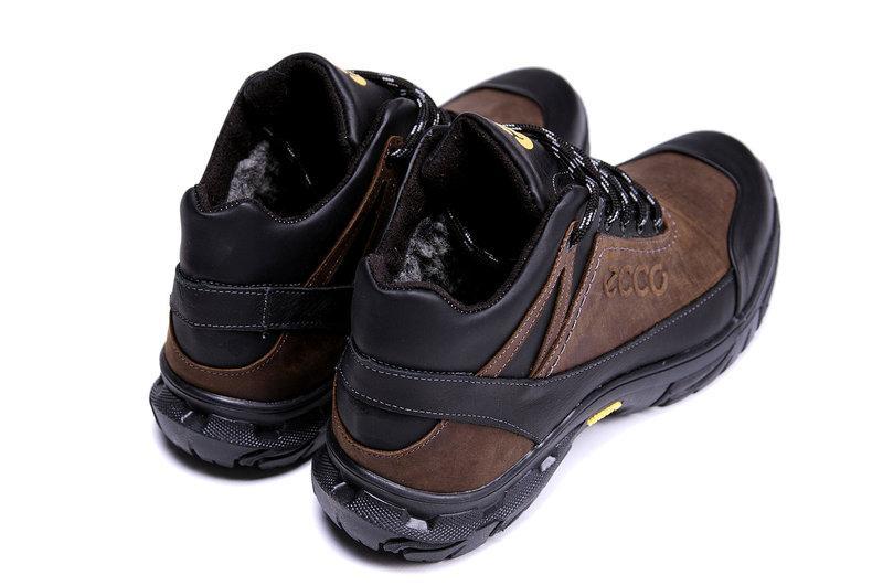 68798685 ... Мужские зимние кожаные ботинки ecco active drive 40,41,42,43,44,455