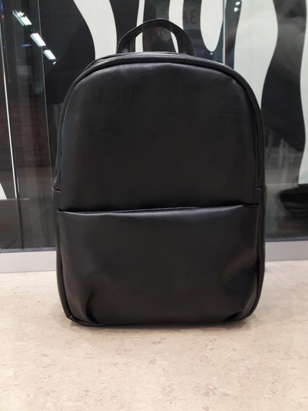 839e7832125 Женский рюкзак чёрный для прогулок