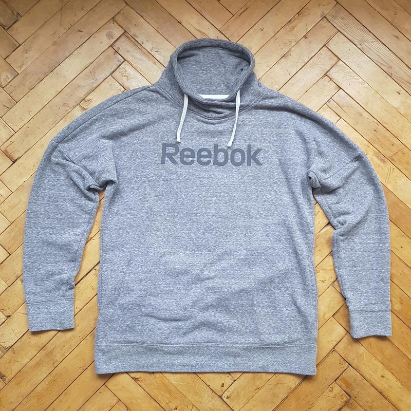 Толстовка reebok workout (оригинал) спортивная кофта олимпийка1 ... 867b709e793e1