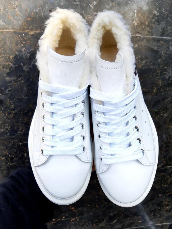 Зимние кросовки на меху, натуральная кожа..36-41, цена - 1680 грн ... a4c76789606