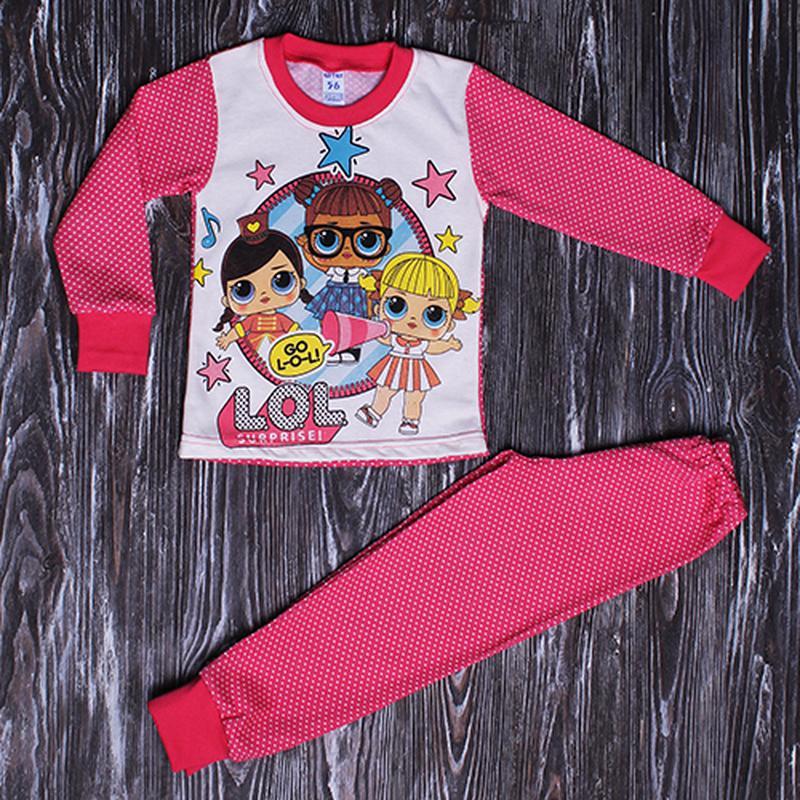 Тепла піжама куколки лол lol для дівчинки1 ... 6fd73d622a663