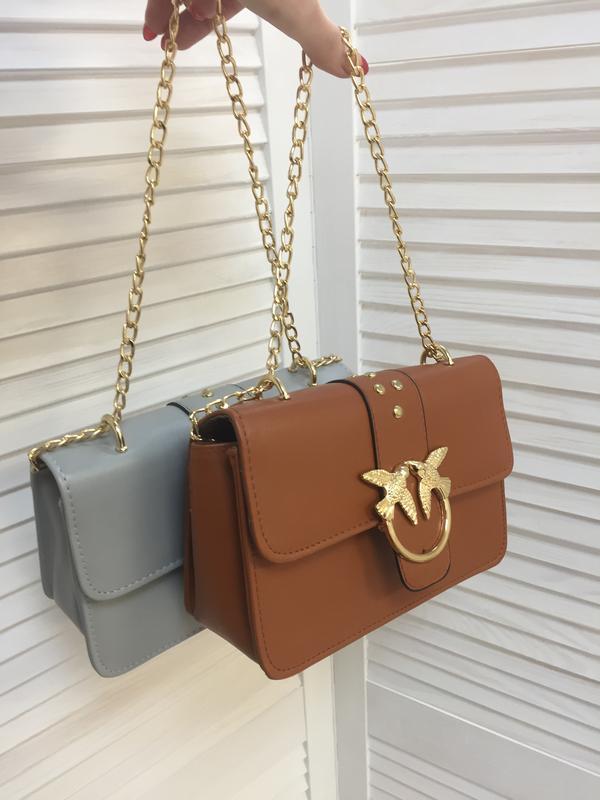 71bb6c9785b8 Распродажа! сумочка сумка клатч с птицами, цена - 399 грн, #17145908 ...