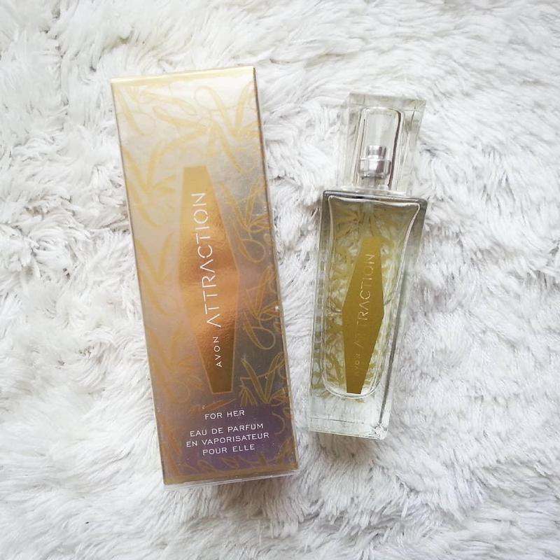 attraction parfum 30 ml