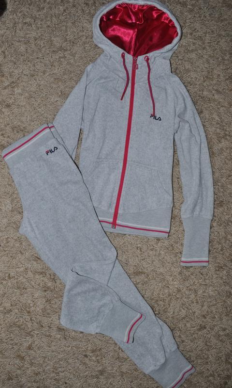 Спортивный костюм для девочки fila Fila 6d40526337e45