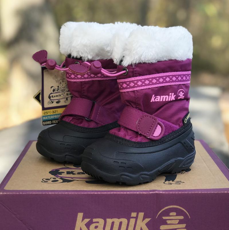 89bdc98fc53e Снегоходы kamik (канада) Kamik, цена - 975 грн,  17231371, купить по ...
