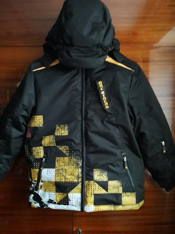 Крутая лыжная куртка для подростка от французской фирмы orchestra.1 ... d6eb7d5afe0