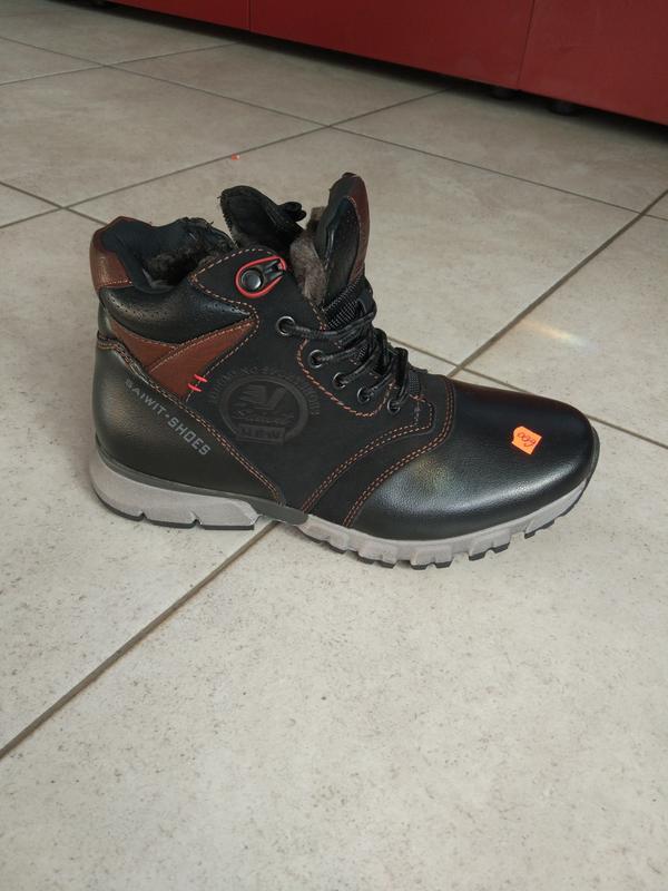 463f5191b Зимние ботинки на подростка 36 37 38 39 40, цена - 555 грн ...