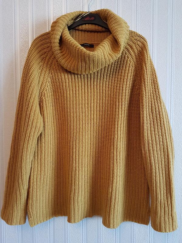 👉 шикарный свитер крупной вязки👍 George 2a3b1c943e93e