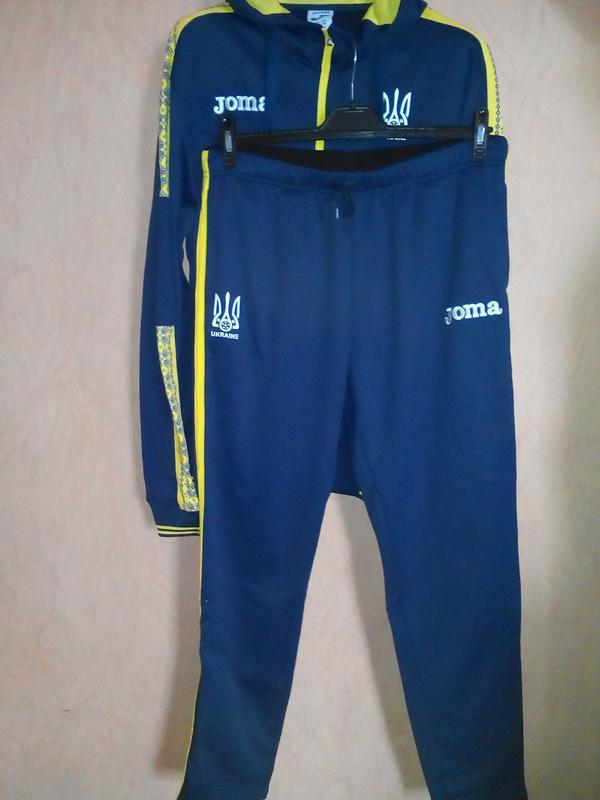 a7f844f1f1d Спортивный костюм сборной украины joma за 2000 грн. | Шафа