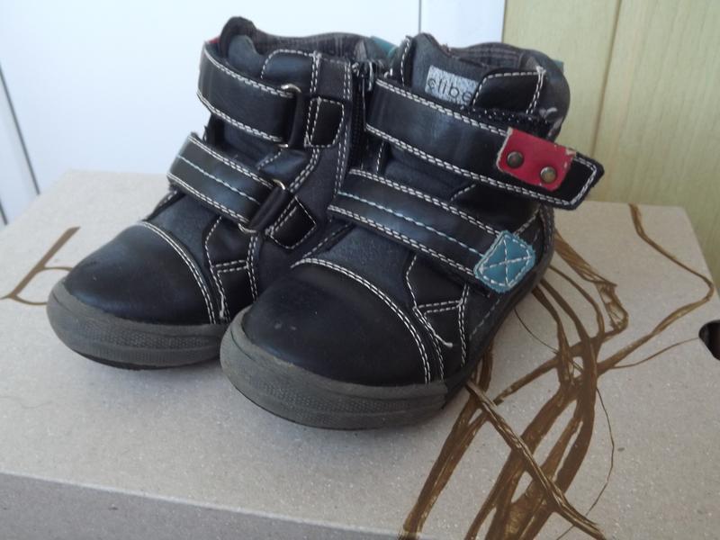 Демисезонные ботинки clibee 4d0060a7fa9d7