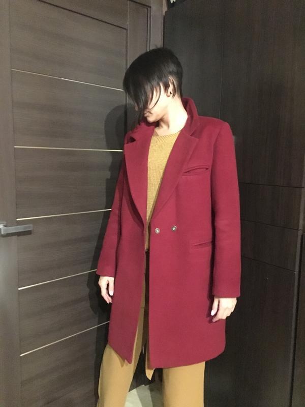 Пальто женское. размер м1 ... a9bfbb0b12dcd