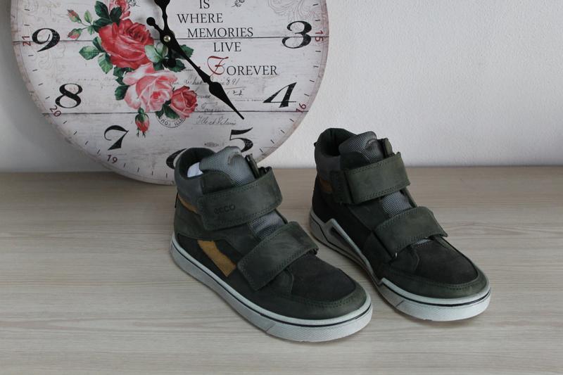 Дитячі черевики на липучках ecco glyder Ecco 3920635dc82f3