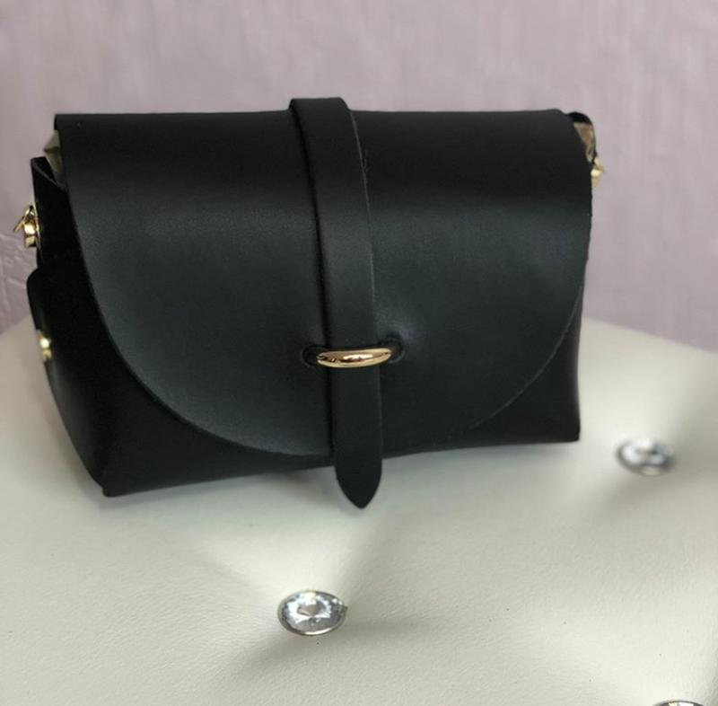 3812382a7b00 Маленькая кожаная сумочка (италия) Италия, цена - 500 грн, #17274028 ...