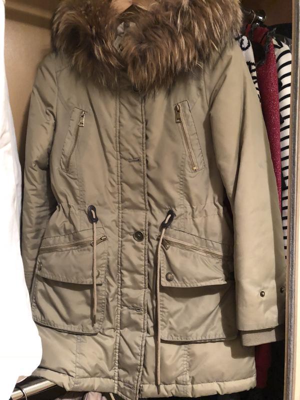 Парка пуховик куртка burberry размер xs Burberry, цена - 5000 грн ... 9fca52406e6