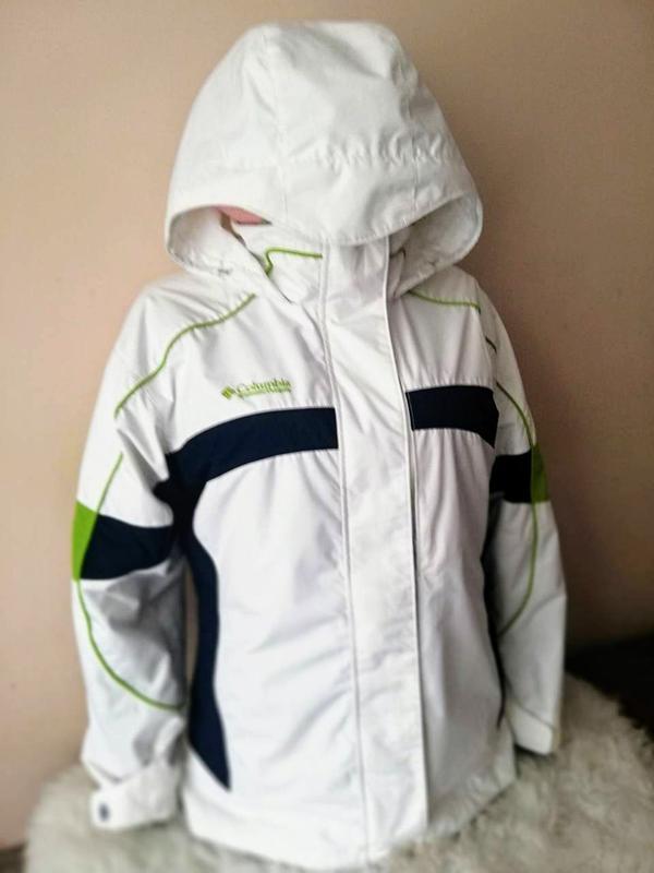 Фирменная женская утепленная куртка 3 в 1 columbia sportwear interchange .  размер l1 ... a886a15acfeee