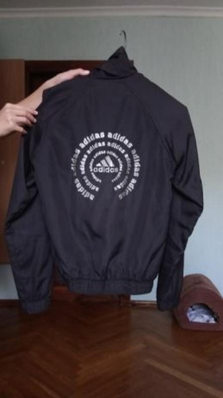 cc3b623f8dc2 Рефлективная куртка, ветровка adidas, цена - 250 грн,  17300908 ...