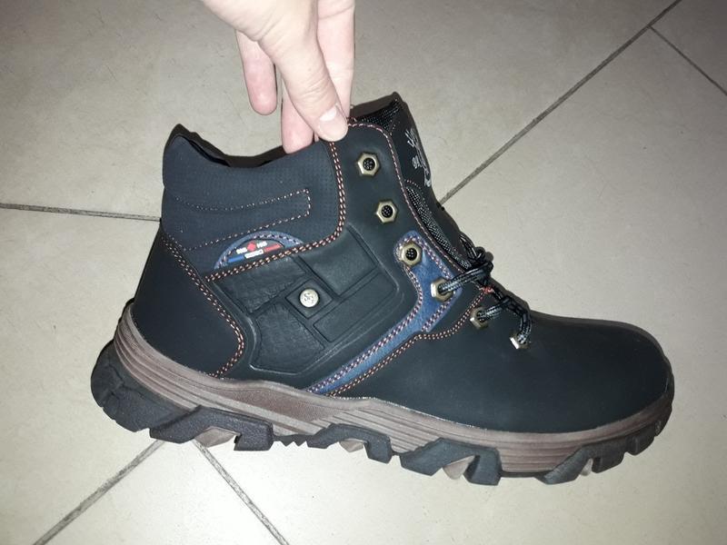 С 40 по 45 мужские зимние ботинки классик зима на меху мягком чоловічі  ботинки зимові1 ... 31b674ce1a842