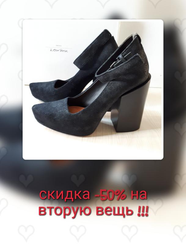 9e695183def7 Скидка -50% на вторую вещь!!!туфли на широком,каблуке,новые ...
