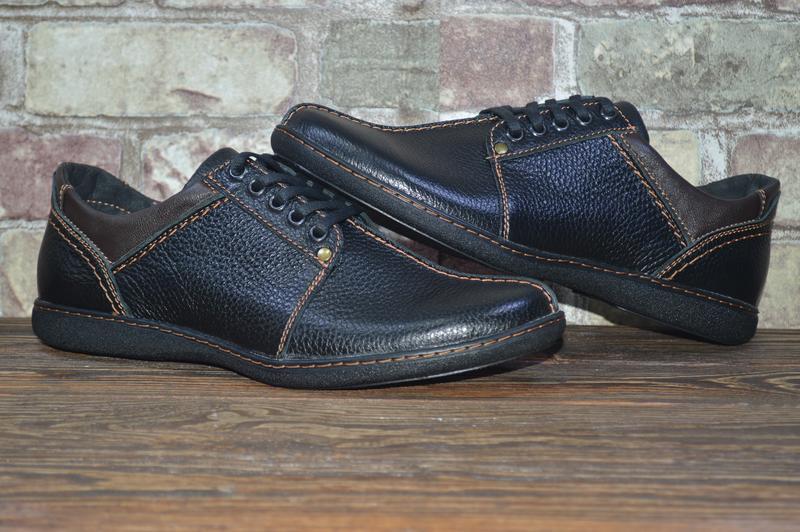 d3be33966 Новые мужские кожаные туфли на шнурках. размеры 39-46. распродажа!1 фото ...