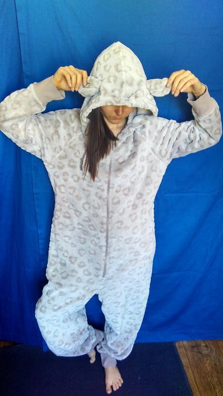 Пижама кигуруми медвежонок 86f0f224cb1b9