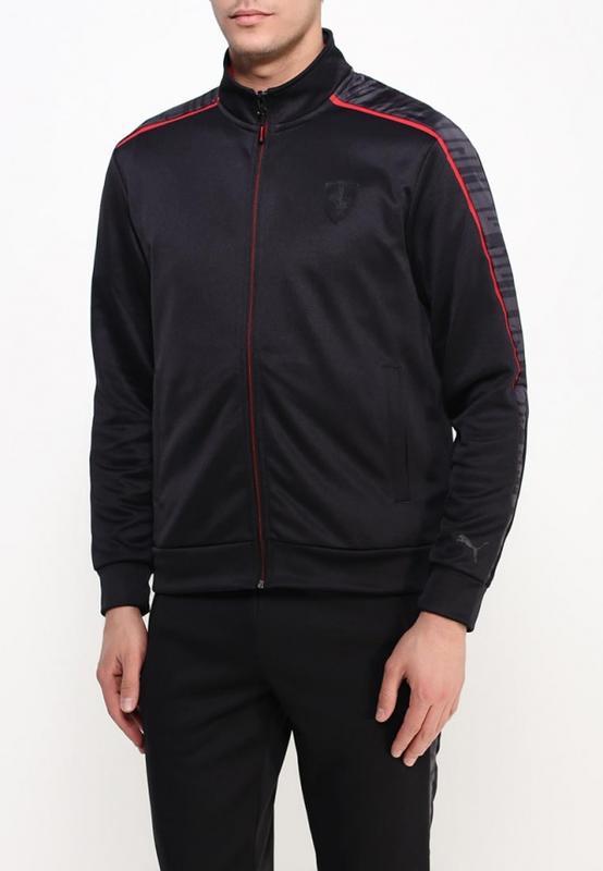 Олимпийка puma ferrari track jacket р. xxl оригинал Puma 6f47d1619a902
