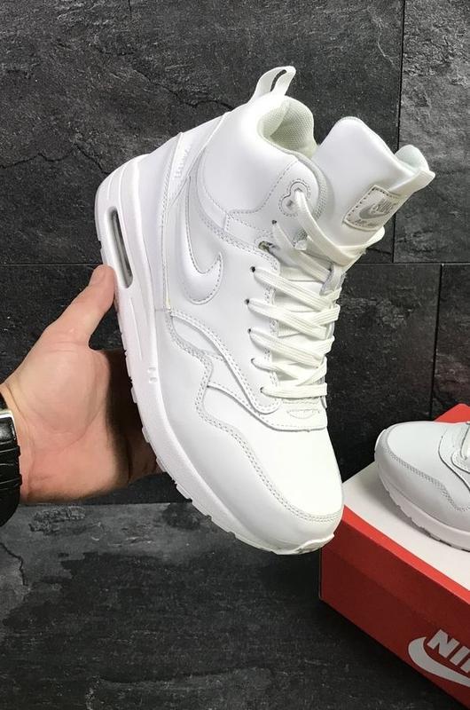 4ab98afd Кроссовки зимние мужские nike air max 87 с 41 по 46 Nike, цена ...