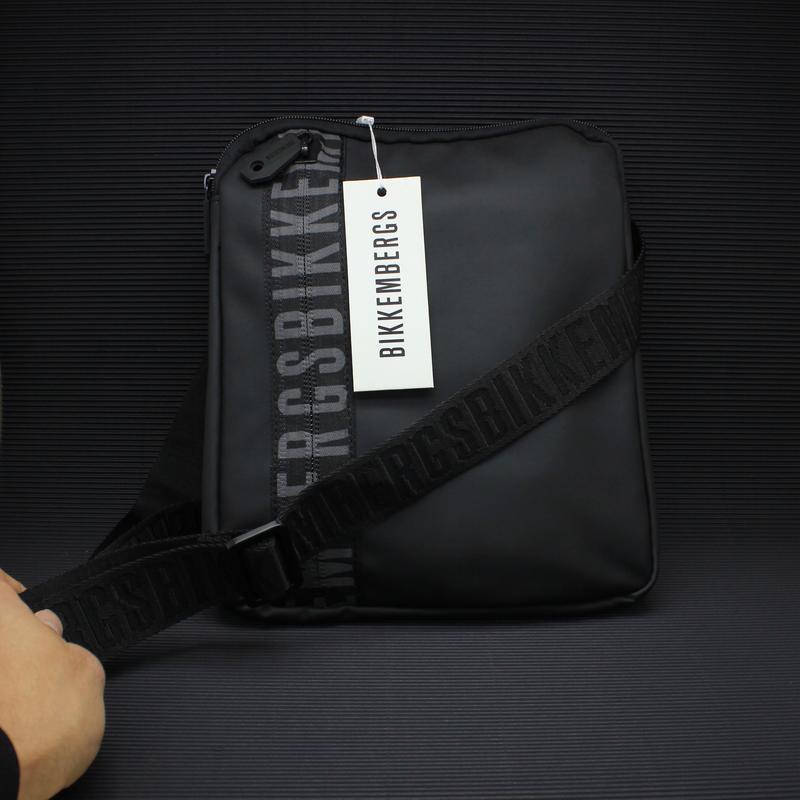 c945ce7cb4ef Dirk bikkembergs reporter bag gum 003 сумка на плечо (оригинал)1 фото ...
