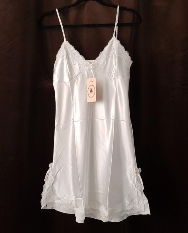 Женская ночная сорочка.атлас d7b25ef4263f1