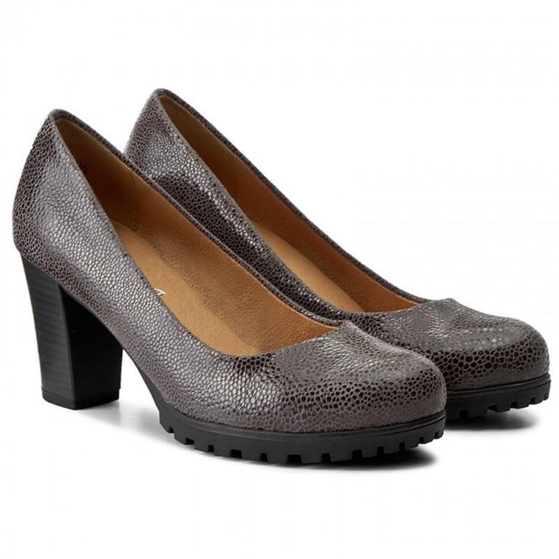 c2c949122 Туфли из натуральной кожи немецкого бренда caprice цвета антрацит, р ...