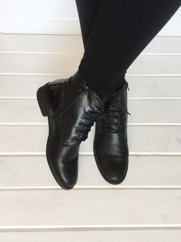 0770e5e8d 37,5 / 24 см) осенние ботинки бренда tamaris. натуральная кожа № 759 ...
