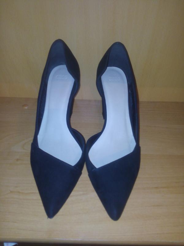 Asos класичні туфлі з оригінальним вирізом ASOS 806216d0daf6c